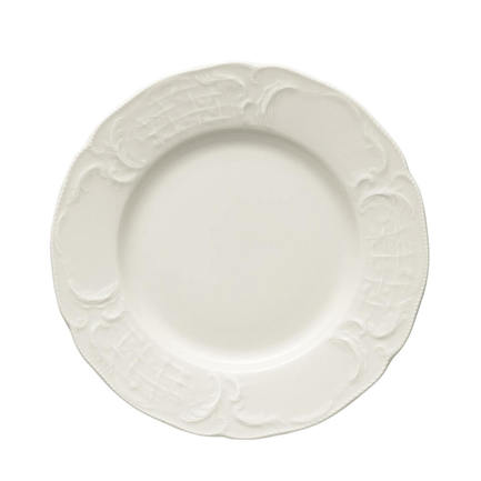 Тарелка обеденная Sanssouci Ivory, 26 см RS4503 Rosenthal rosenthal tradition sanssouci elfenbein moosrose neu блюдо глубокое 26 см