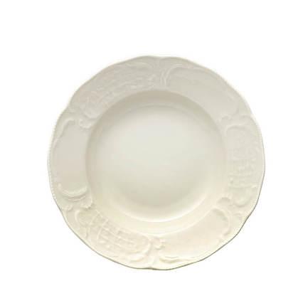 Тарелка суповая Sanssouci Ivory, 23 см RS4504 Rosenthal rosenthal tradition sanssouci elfenbein moosrose neu блюдо глубокое 26 см