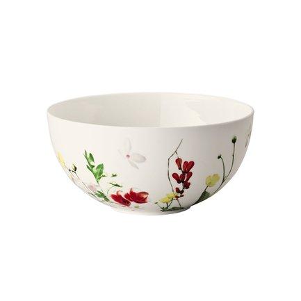 rosenthal selection brillance fleurs sauvages тарелка coup 27 см Чаша для супов Brillance Fleurs Sauvages (600 мл), 15 см RS3110 Rosenthal