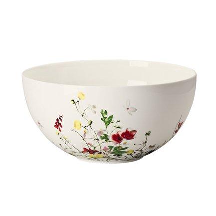 rosenthal selection brillance fleurs sauvages тарелка coup 27 см Чаша для салатов и фруктов Brillance Fleurs Sauvages, 22 см RS3105 Rosenthal