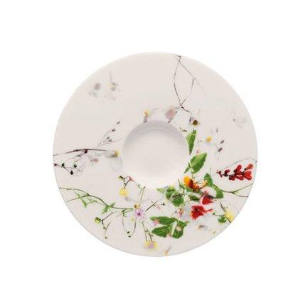 rosenthal selection brillance fleurs sauvages тарелка coup 27 см Блюдце Brillance Fleurs Sauvages, 12 см RS3117 Rosenthal