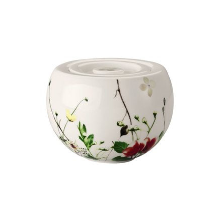 rosenthal selection brillance fleurs sauvages тарелка coup 27 см Сахарница Brillance Fleurs Sauvages (250 мл) RS3108 Rosenthal