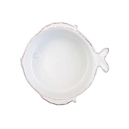 Чаша для супов Lastra Fish, 14 см VT1303 Vietri
