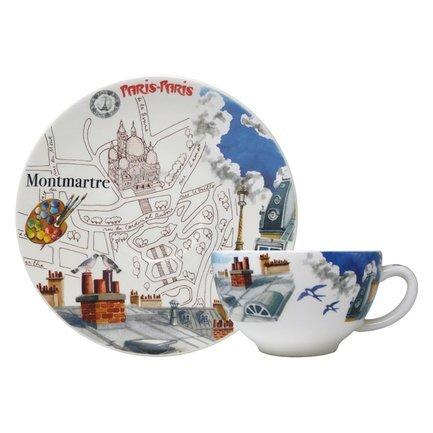 Чайная пара Paris (260 мл)