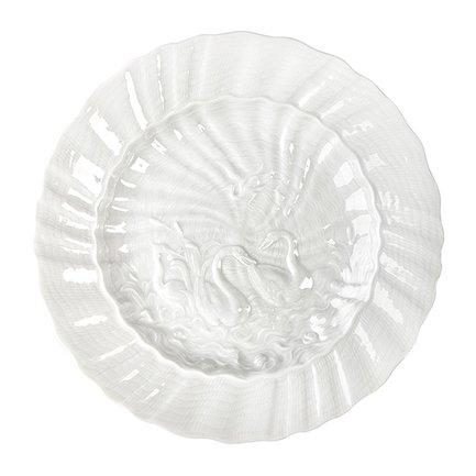 Тарелка закусочная Swan, 22 см