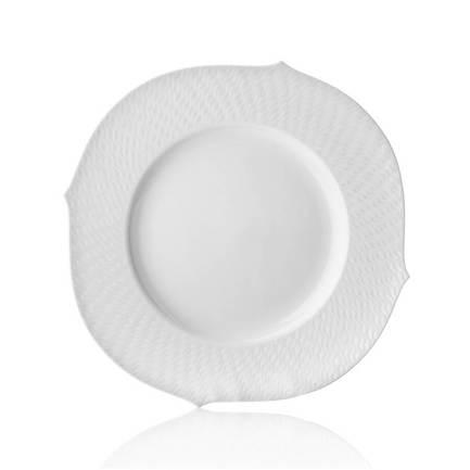 Тарелка десертная Waves Relief, 19 см