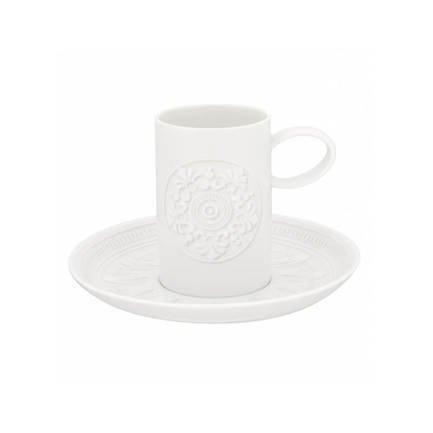 цена Кофейная пара Luna (100 мл) VA1715 Vista Alegre онлайн в 2017 году
