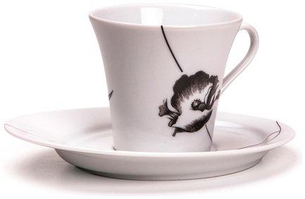 Чайная пара Feuille (200 мл) 733520 0830 Tunisie Porcelaine