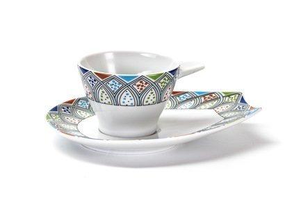 Чашка чайная Восточная (200 мл) 813520 2094 Tunisie Porcelaine