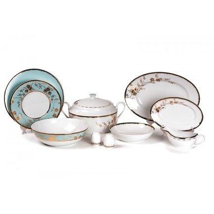 Сервиз столовый Zen, 21 пр. 8309021 2130 Tunisie Porcelaine