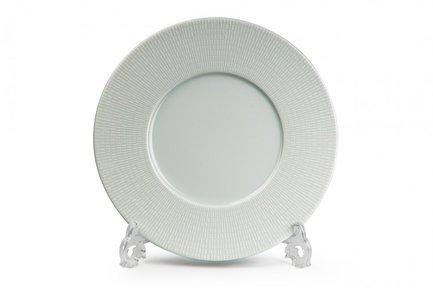 Тарелка десертная Zen Asymetrie Blanc, 21 см