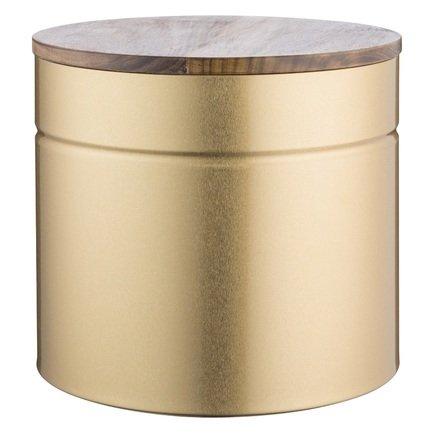 Хлебница Modern Kitchen, 23х25 см, золото
