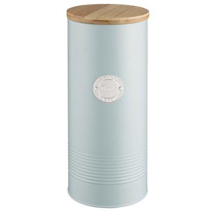 Емкость для хранения пасты Living (2.5 л), голубая 1401.742V Typhoon емкость для хранения чая living 1 л зеленая 1400 965v typhoon