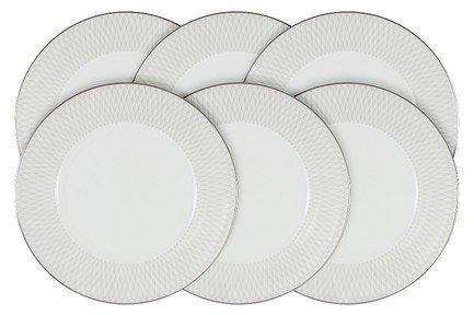 Набор десертных тарелок Бриз, 21 см, 6 шт. N96543-54592AL Narumi набор тарелок 21 см 6 шт narumi