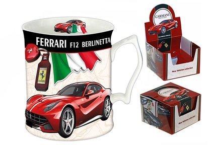цена на Кружка Феррари F12 (440 мл) CAR2-016-7105 Carmani