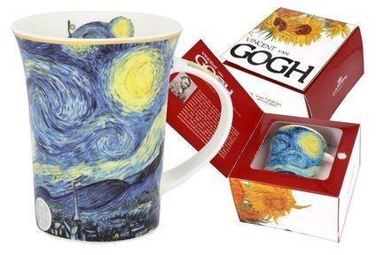 Кружка Звёздная ночь (В. Ван Гог) (350 мл) CAR2-830-8115 Carmani