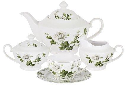 цена на Чайный сервиз на 6 персон Веста, 15 пр. AL-NXM15-177-PW Anna Lafarg