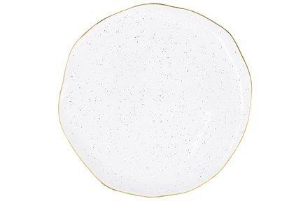 Тарелка Artesanal, 26 см, белая EL-1583_ARTW Easy Life (R2S) тарелка artesanal 19 см розовая el 1582 artp easy life r2s