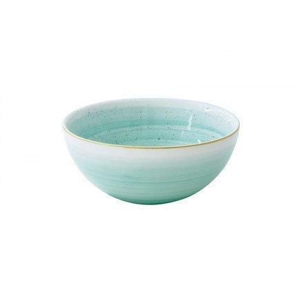 Салатник малый Artesanal, 12 см, зелено-голубой EL-1585_ARTG Easy Life (R2S)