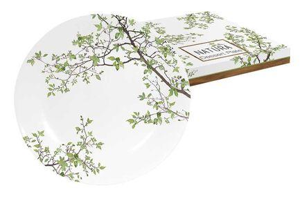 Тарелка десертная Натура, 19 см, в подарочной упаковке EL-R1083_NTRA Easy Life (R2S) тарелка artesanal 19 см розовая el 1582 artp easy life r2s