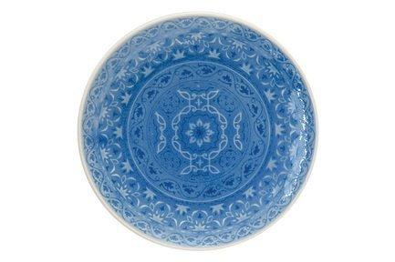 Тарелка закусочная Ambiente, 20 см, голубая EL-R1212_AMBB Easy Life (R2S) тарелка закусочная парадайз 19 см el r1582 para easy life r2s