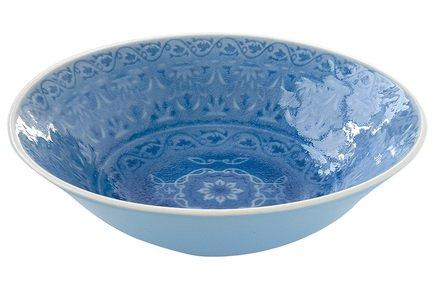 Салатник малый Ambiente, 22 см, голубой EL-R1217_AMBB Easy Life (R2S) салатник малый амазония 12 см el r1585 amaz easy life r2s