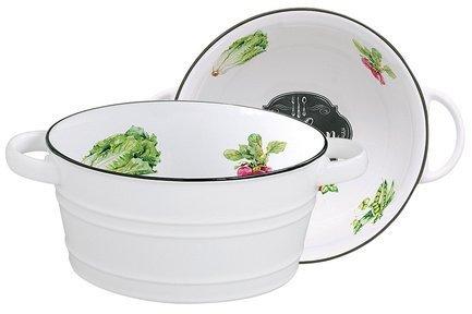Салатник Кухня в стиле Ретро, 16 см EL-R1617_KIBK Easy Life (R2S)