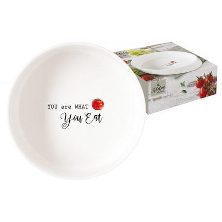 Чаша-салатник Kitchen Elements, 20 см, в подарочной упаковке EL-R1909_KITE Easy Life (R2S)