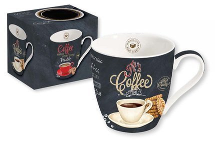 Кружка Espresso (350 мл) R2S1010_ICTW-AL Easy Life (R2S) кружка средиземноморье 350 мл el r0941 mebl easy life r2s