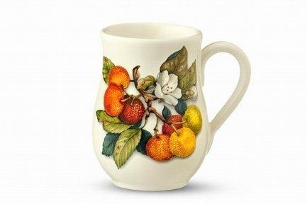 Кружка Итальянские фрукты (320 мл) NC7400-CEM-AL Nuova Cer