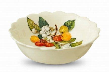 Тарелка суповая Итальянские фрукты, 20.5 см NC7410_3_1-CEM-AL Nuova Cer