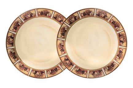 цена на Набор десертных тарелок Натюрморт, 20.5 см, 2 шт. LCS353PFV-AL LCS