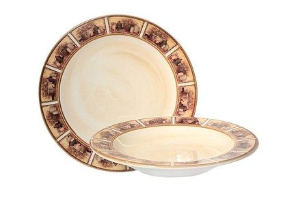 цена на Набор тарелок Натюрморт, 2 шт. LCS353V-AL LCS