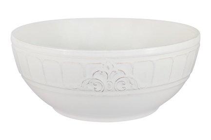 цена на Салатник Venice, 23 см, белый MC-F456400005D0053 Matceramica