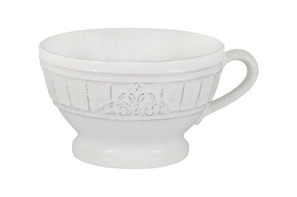 Чашка для завтрака, суповая чашка Venice (0.5 л), белая MC-F488400005D0053 Matceramica