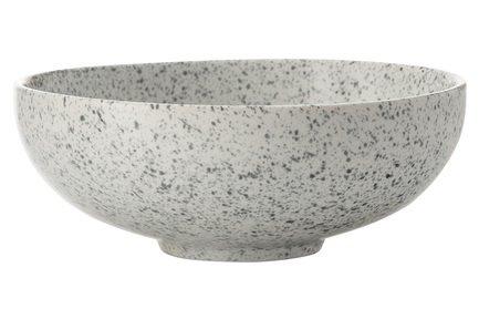Салатник Икра (1 л), 19 см, пепел MW602-AX0223 Maxwell & Williams салатник miolla лилии диаметр 19 см