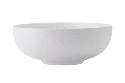 Салатник Икра (1 л), 19 см, белый MW602-AX0249 Maxwell & Williams салатник miolla лилии диаметр 19 см