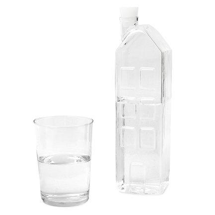 Бутылка для воды La Ville (1.2 л), 7.5х7.5х28.5 см 25897 Balvi солонка и уксусница la ville balvi