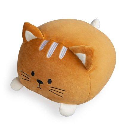 Подушка диванная Kitty, 33х30х20 см, коричневая 27026 Balvi