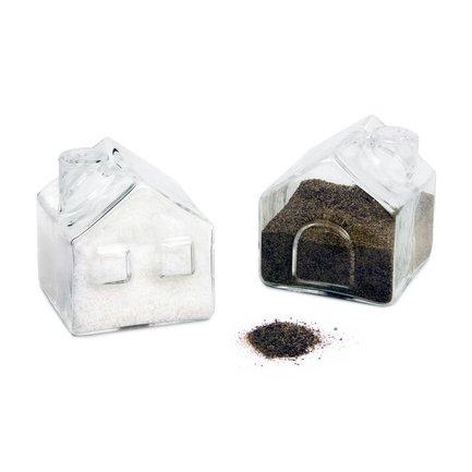 Солонка и перечница La Ville, 5х5х5.5 см 25901 Balvi солонка и уксусница la ville balvi