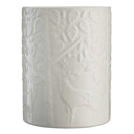 Органайзер для столовых приборов In the Forest, 11.5х15 см, белый