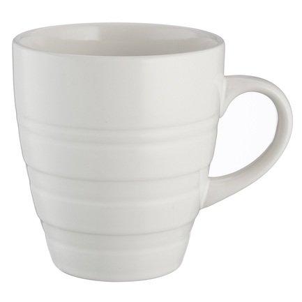 Чашка Original Cane (350 мл), 13.2х9.3х9.9 см, кремовая
