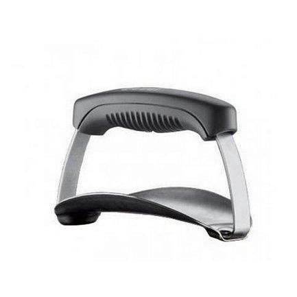 Ручка с отражателем для угольных грилей, черная 60298 Weber weber стол для угольных грилей 17638 weber