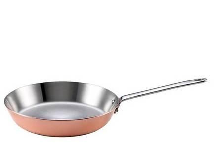 Сковорода Maitre D Induction, 24 см 12002400 Scanpan сковорода 16 см baumalu медь 201010