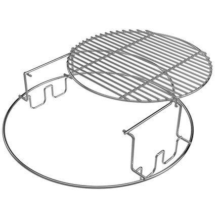 стейк свинина для гриля мираторг 400 г Решетка стальная мультиуровневая для гриля ХL 121219 Big Green Egg