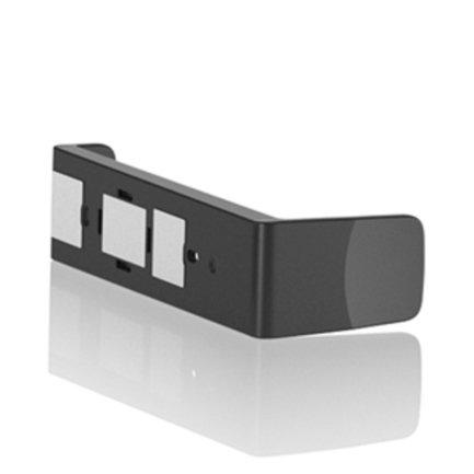 Фото - Магнитный держатель (для Кьюб 14), черный 13397 Lechuza держатель для кашпо emsa крепление балконное на поручень черный