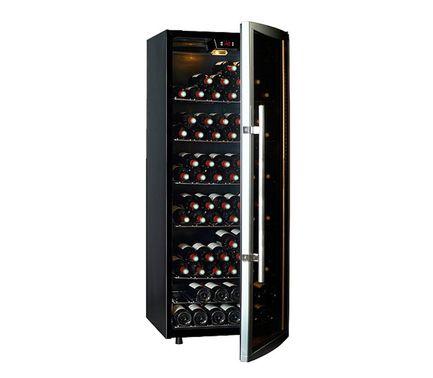 Шкаф для подготовки вина к подаче, монотемпературный, 120 бутылок CVD117 La Sommeliere дверь для шкафа дейли 40х92 см