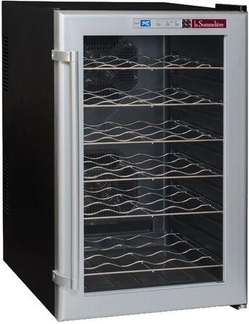 Шкаф для подготовки вина к подаче Vinosphere, монотемпературный, 28 бутылок LSC28 La Sommeliere