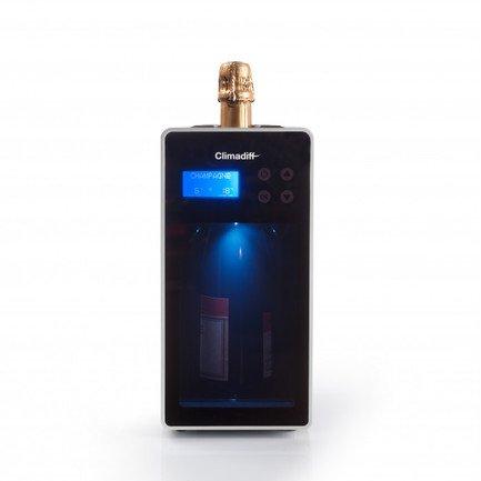 Кулер для охлаждения вина, 14х28х17.8 см VINICAVE Climadiff