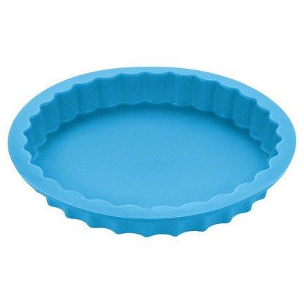 Форма для выпечки Casa forno силиконовая, 22.5 см, голубая S07-034-B Guffman